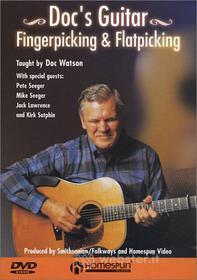 Watson, Doc - Fingerpicking/Flatpicking