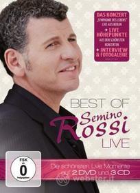 Semino Rossi - Best Of Live (2 Dvd)