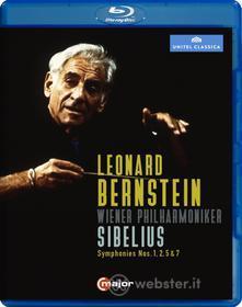 Jean Sibelius. Symphonies nos. 1, 2, 5 & 7 (Blu-ray)