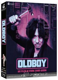 Oldboy (Blu-Ray Uhd+Blu-Ray) (2 Blu-ray)