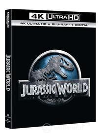 Jurassic World (4K Uhd+Blu-Ray) (Blu-ray)