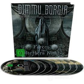 Dimmu Borgir - Forces Of The Northern Night (2 Blu-Ray+2 Dvd+4 Cd) (Blu-ray)