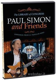 Paul Simon - Paul Simon & Friends: Library Of Congress Gershwin