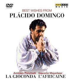 Placido Domingo - Best Wishes From Placido Domingo (3 Dvd)