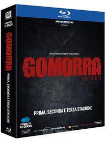Gomorra - Stagione 01-03 (12 Blu-Ray) (12 Blu-ray)