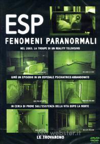 ESP. Fenomeni paranormali