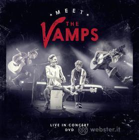 The Vamps - Meet The Vamps Live In Concert Dvd