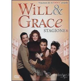 Will & Grace. Stagione 6 (4 Dvd)