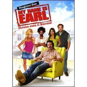 My name is Earl. Stagione 2 (4 Dvd)