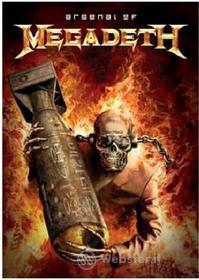 Megadeth. Arsenal of Megadeth (2 Dvd)