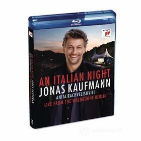 Jonas Kaufmann - An Italian Night: Live From The Waldbuhne Berlin (Blu-ray)