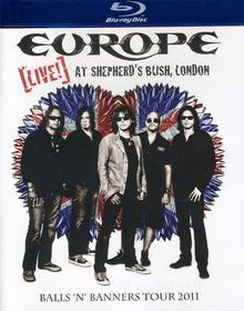 Europe - Live At Shepherd'S Bush London (Blu-ray)