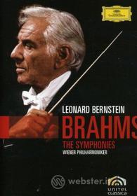 Johannes Brahms. Symphonies Nos. 1-4 (2 Dvd)