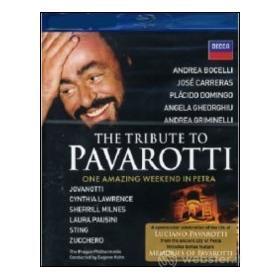 Pavarotti. The Tribute (Blu-ray)