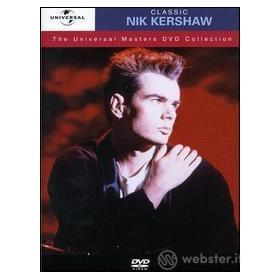 Nik Kershaw. The Universal Masters DVD Collection