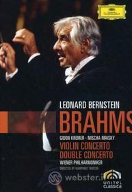 Johannes Brahms. Violin Concerto, Double Concerto