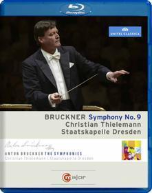 Anton Bruckner. Symphony No. 9. Christian Thielemann (Blu-ray)