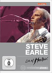 Steve Earle - Live At Montreux 2005