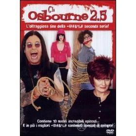 Gli Osbourne 2.5 (2 Dvd)