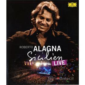 Roberto Alagna - Sicilien Live (Blu-ray)