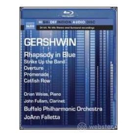 George Gershwin. Rhapsody in Blue (Blu-ray)