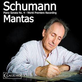Robert Schumann - Piano Sonata No. 4 (Dvd Audio)