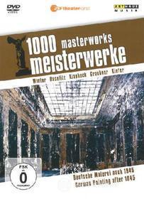 German Painting after 1945. 1000 Masterworks