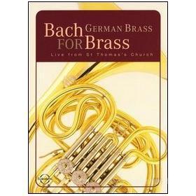 Johann Sebastian Bach. Bach for Brass