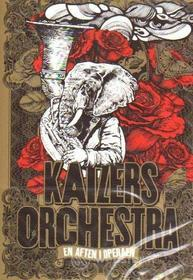Kaizers Orchestra - En Aften I Operaen (Blu-ray)