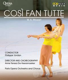 Wolfgang Amadeus Mozart - Cosi' Fan Tutte (Blu-ray)
