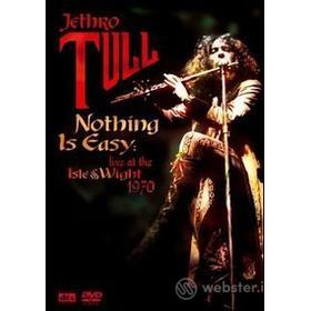 Jethro Tull. Nothing Is Easy. Live at the Isle of Wight 1970