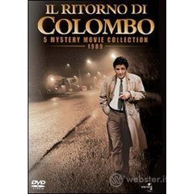 Il ritorno di Colombo. 5 Mistery Movie Collection 1989 (5 Dvd)