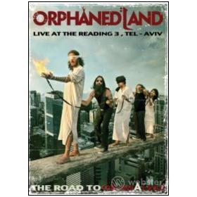 Orphanes Land. The Road To Or Shalem. Live At The Reading 3, Tel Aviv (2 Dvd)