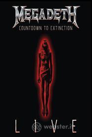 Megadeth. Countdown To Extinction Live
