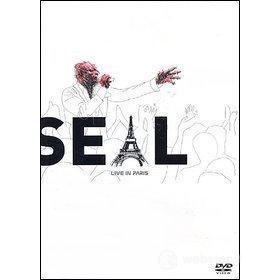 Seal. Live in Paris