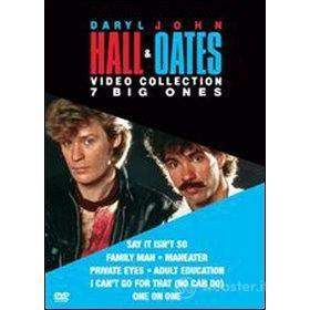 Daryll Hall e John Oates. Video Collections. 7 Big Ones