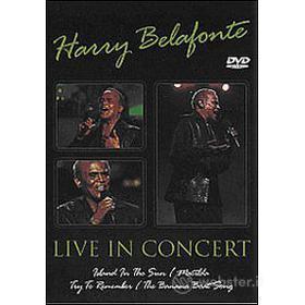 Harry Belafonte. Live in Concert