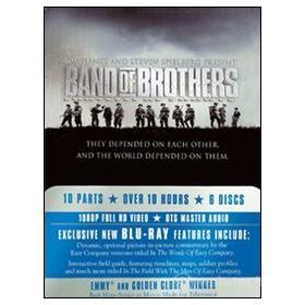 Band Of Brothers. Fratelli al fronte (6 Blu-ray)