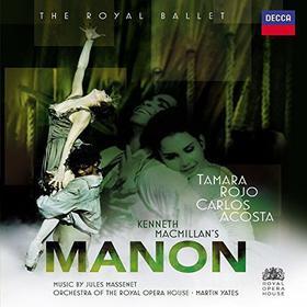 Jules Massenet - Manon (Blu-ray)