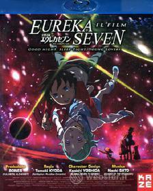 Eureka Seven. Il film (Blu-ray)
