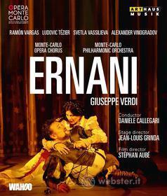 Giuseppe Verdi - Ernani (Blu-ray)