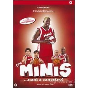The Minis... nani a canestro!