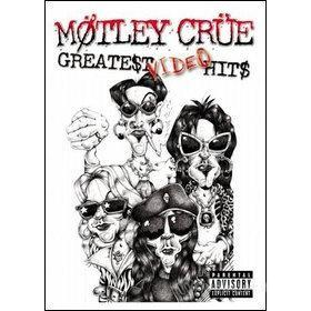 Motley Crue. Gretest Video Hits