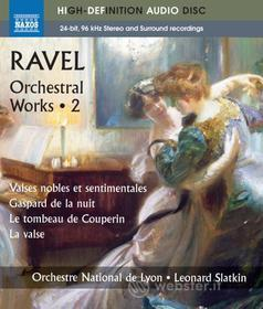 Maurice Ravel - Orchestral Works (Blu-Ray Audio) (Blu-ray)