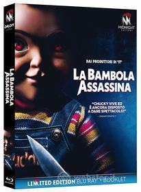La Bambola Assassina (Blu-Ray+Booklet) (Blu-ray)