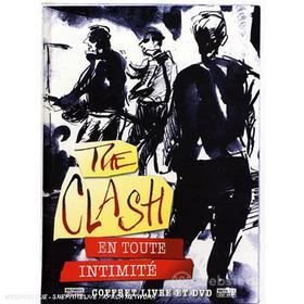 The Clash - En Toute Intimite' (Dvd+Book)