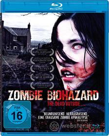 Douglas,Sandra Louise/Milne,Alton - Zombie Biohazard (Blu-ray)