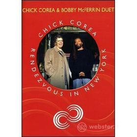 Chick Corea. Rendevous in New York. Duet with Bobby McFerrin