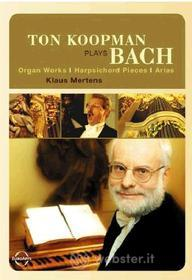 Ton Koopman Plays Bach. Organ Works. Harpischord Pieces. Arias
