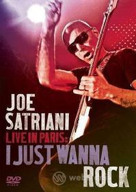 Joe Satriani. Live in Paris